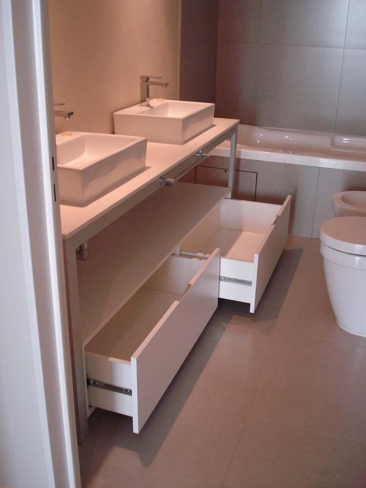 baños con dos bachas - Buscar con Google | baños | Pinterest | Baños ...