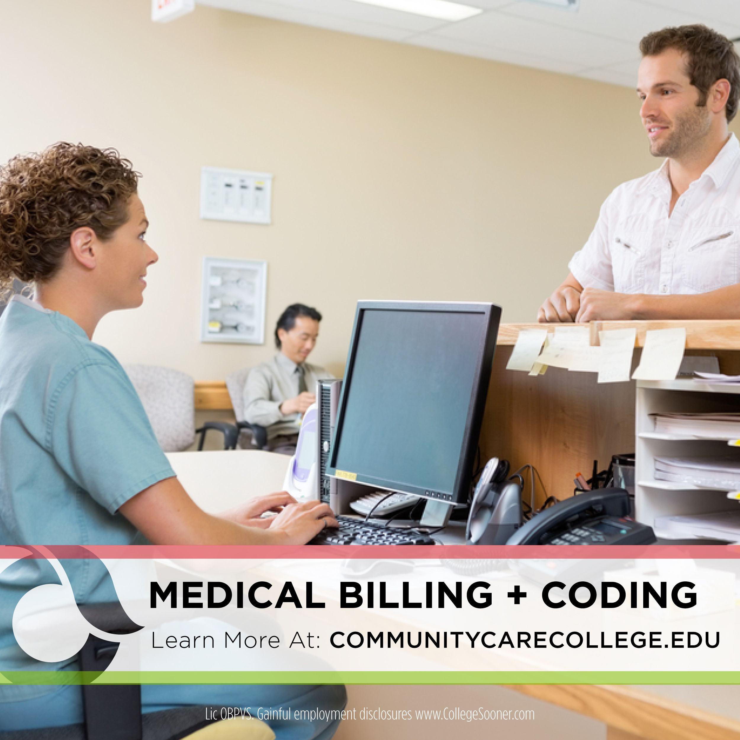 Learn when and where you want in our 100 online program the learn when and where you want in our online program the medical billing and coding program is set up to assist students in training for a career xflitez Choice Image
