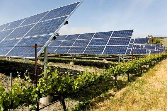 Catalina 30 Solar Panels