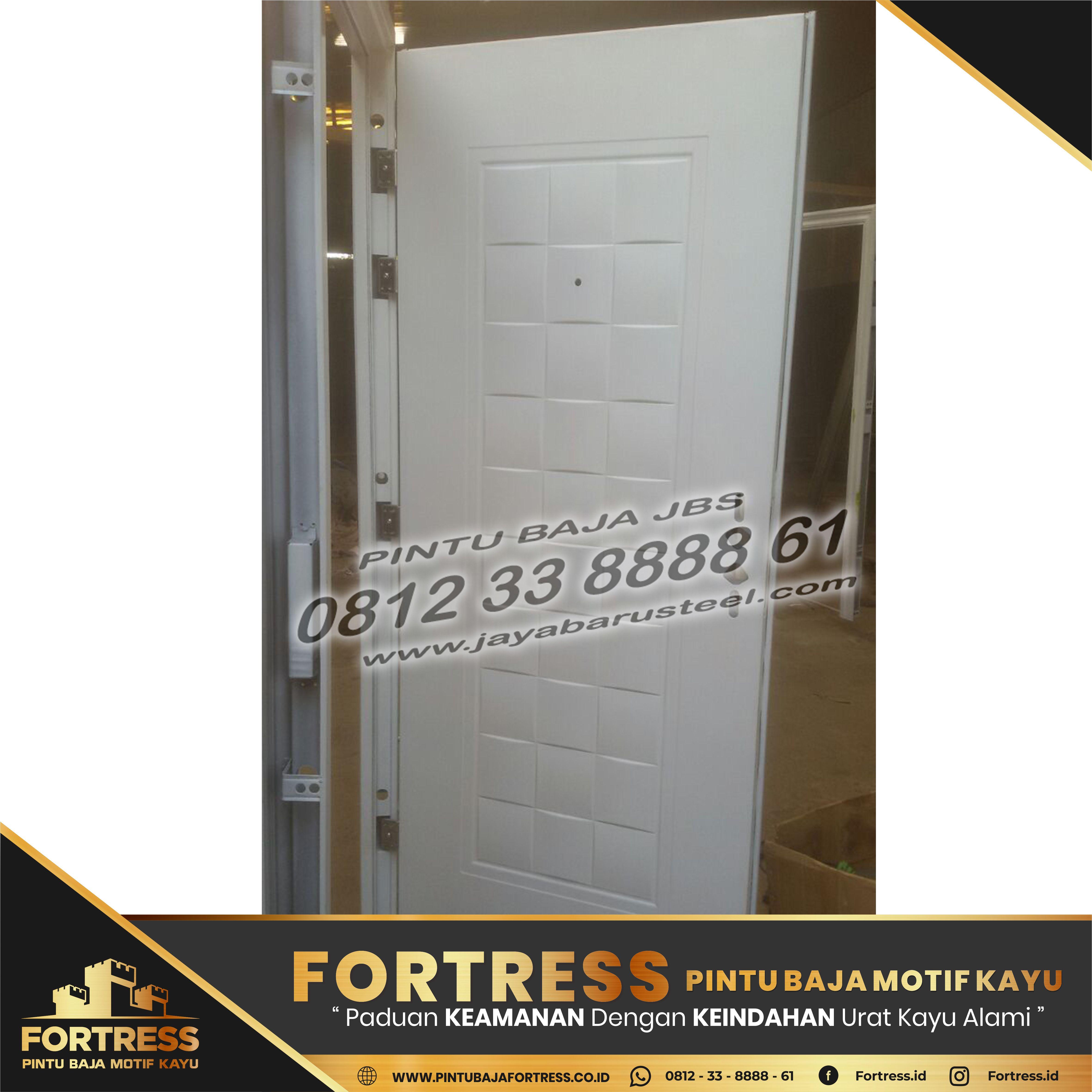 0812-91-6261-07 (JBS) Padang Steel Valve Door