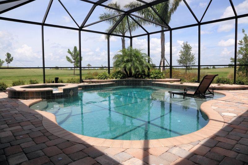 Free Screened Pool Photo Pool Screen Enclosure Boca