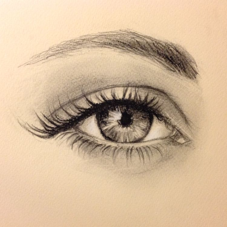 Eye Drawing: How To Draw: Eyes, Nose, Lips, Brows This Is Totally