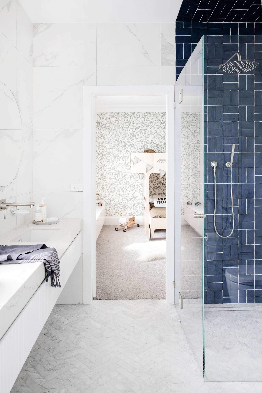 Three Birds Renovations - Bonnie's Dream Home - Bathrooms ...