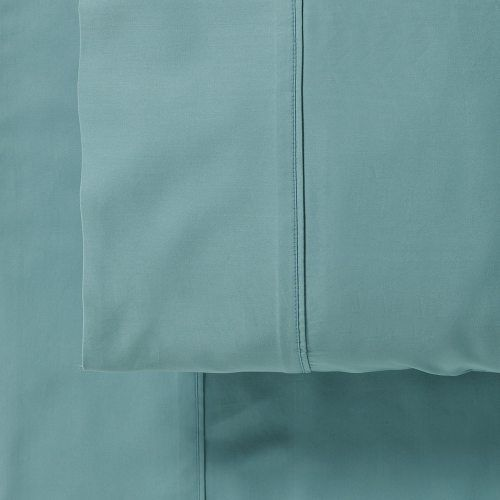 Adairs Worlds Softest Cotton Sheets 500tc Teal Pima World S Sheet Set