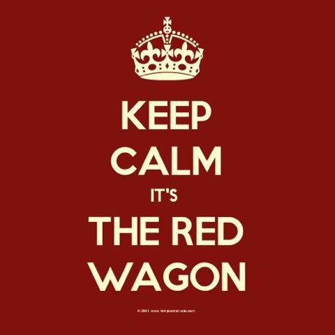 Red Wagon! Shafter