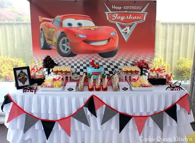 Disney Cars Birthday Party Printables Under Fontanacountryinn Com