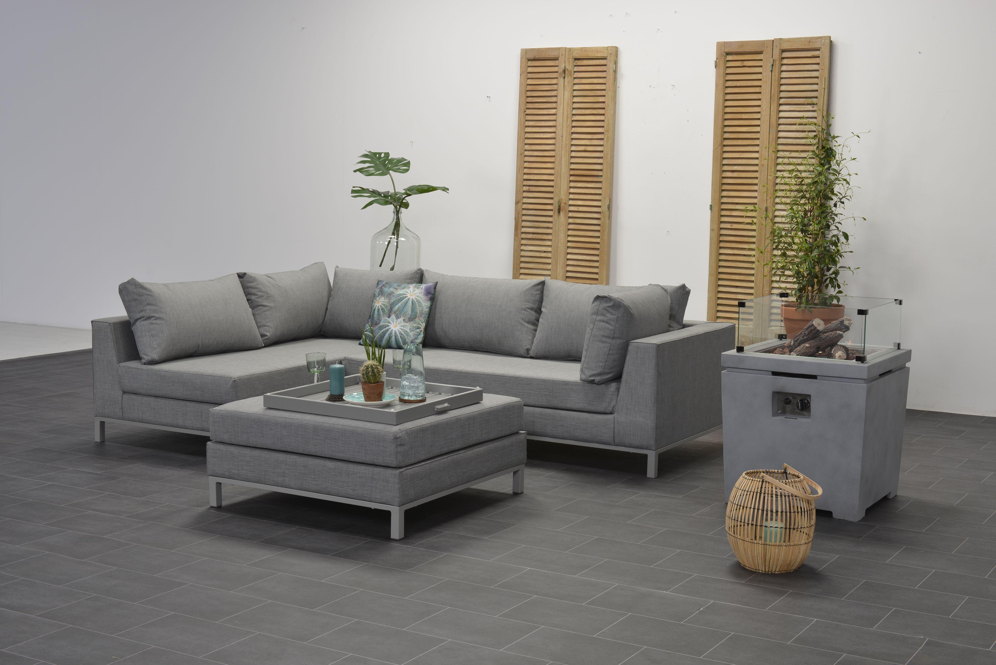 Wonderbaarlijk De Serina loungeset is een absolute lounge topper. Deze moderne DB-93