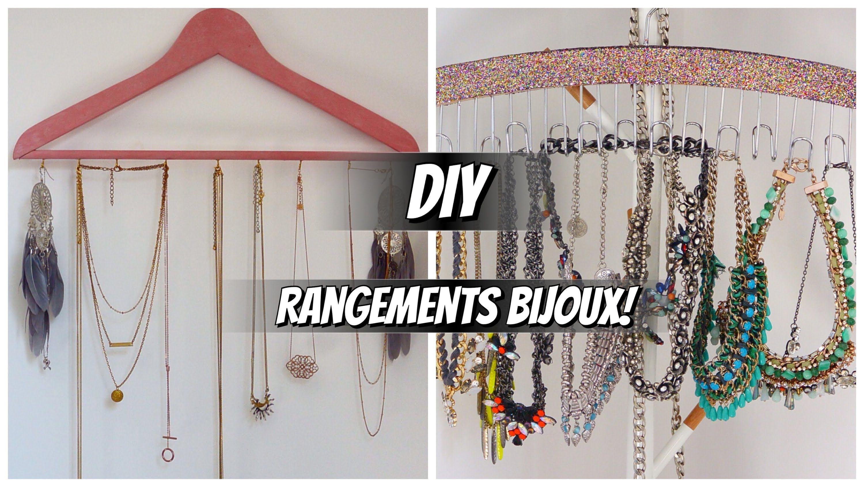 {Diy N 2} 3 Rangements Pour Bijoux