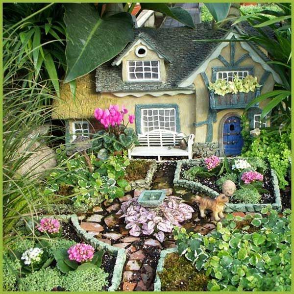 25 Best Miniature Fairy Garden Ideas To Beautify Your Backyard ...
