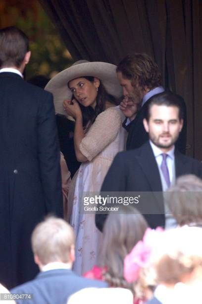 Prince Andrea Casiraghi Wife