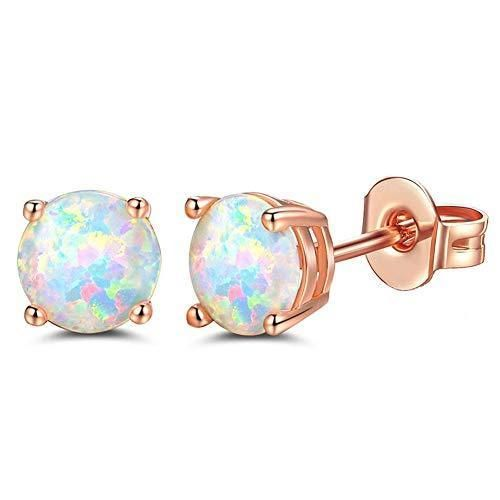 Hairstyle Girl Jora: Sterling Silver Post Stud Earrings Fashion Jewelry
