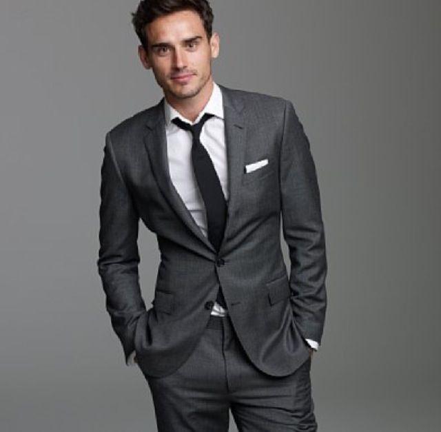 Our groomsmen suits | Wedding | Pinterest | Groomsmen, Black tie ...