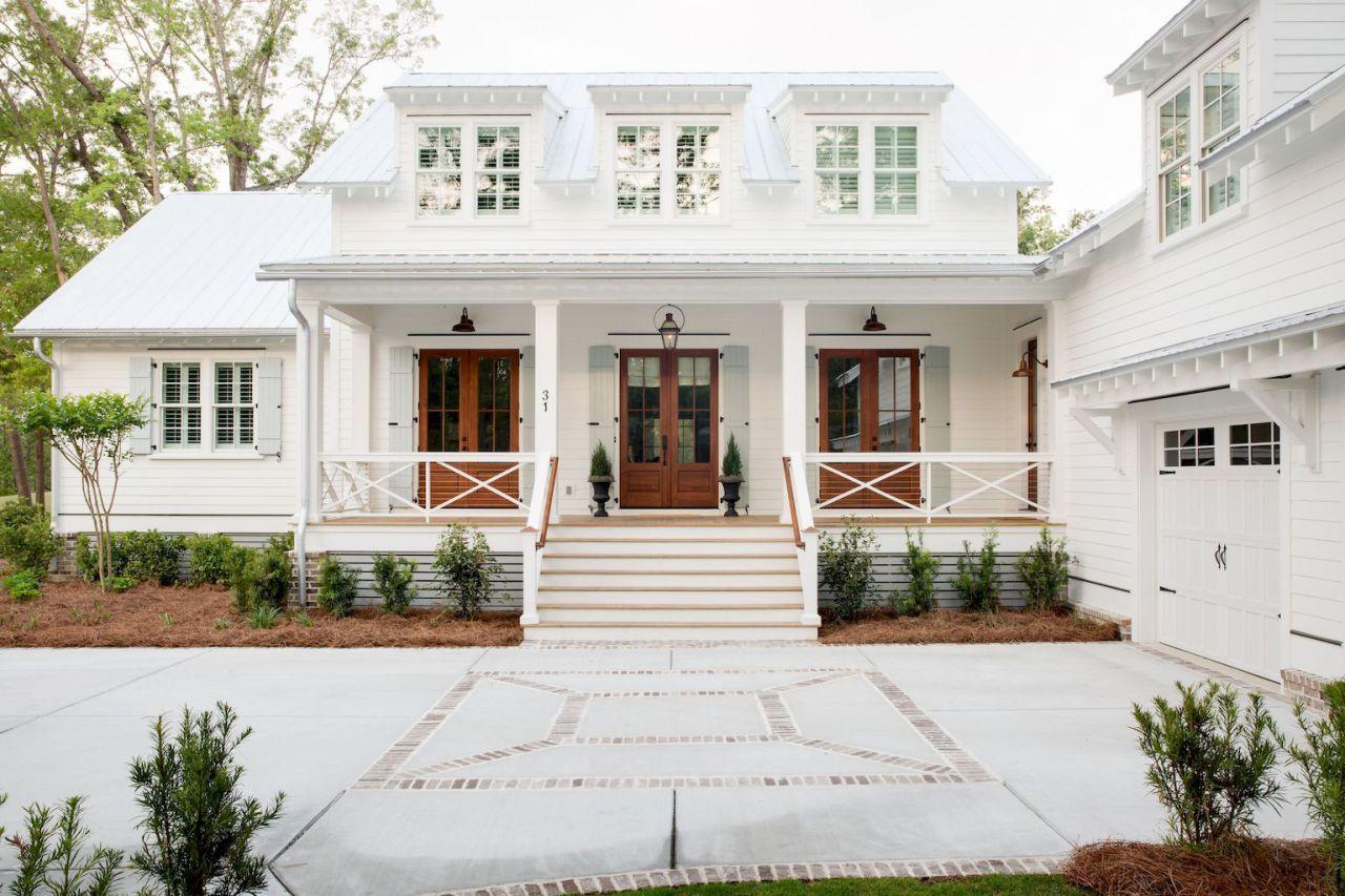 90 Incredible Modern Farmhouse Exterior Design Ideas 40 Modern Farmhouse Exterior House Designs Exterior Farmhouse Exterior