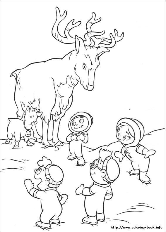 Little Einsteins coloring picture | Little Einsteins | Pinterest ...