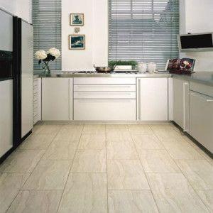 Large Rectangular Tiles Kitchen Floor Tile Modern Kitchen Flooring Modern Kitchen Tile Floor