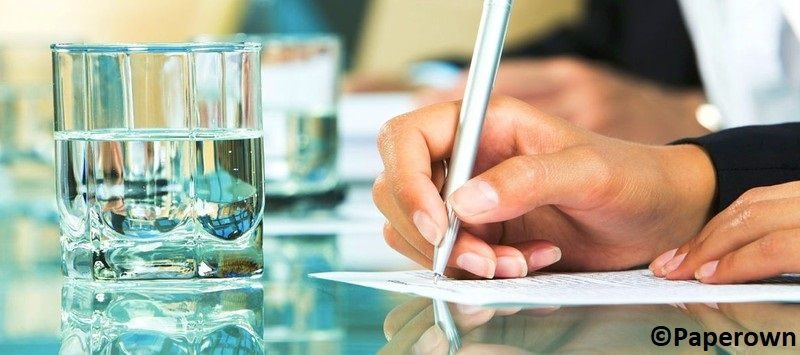 Client writing services