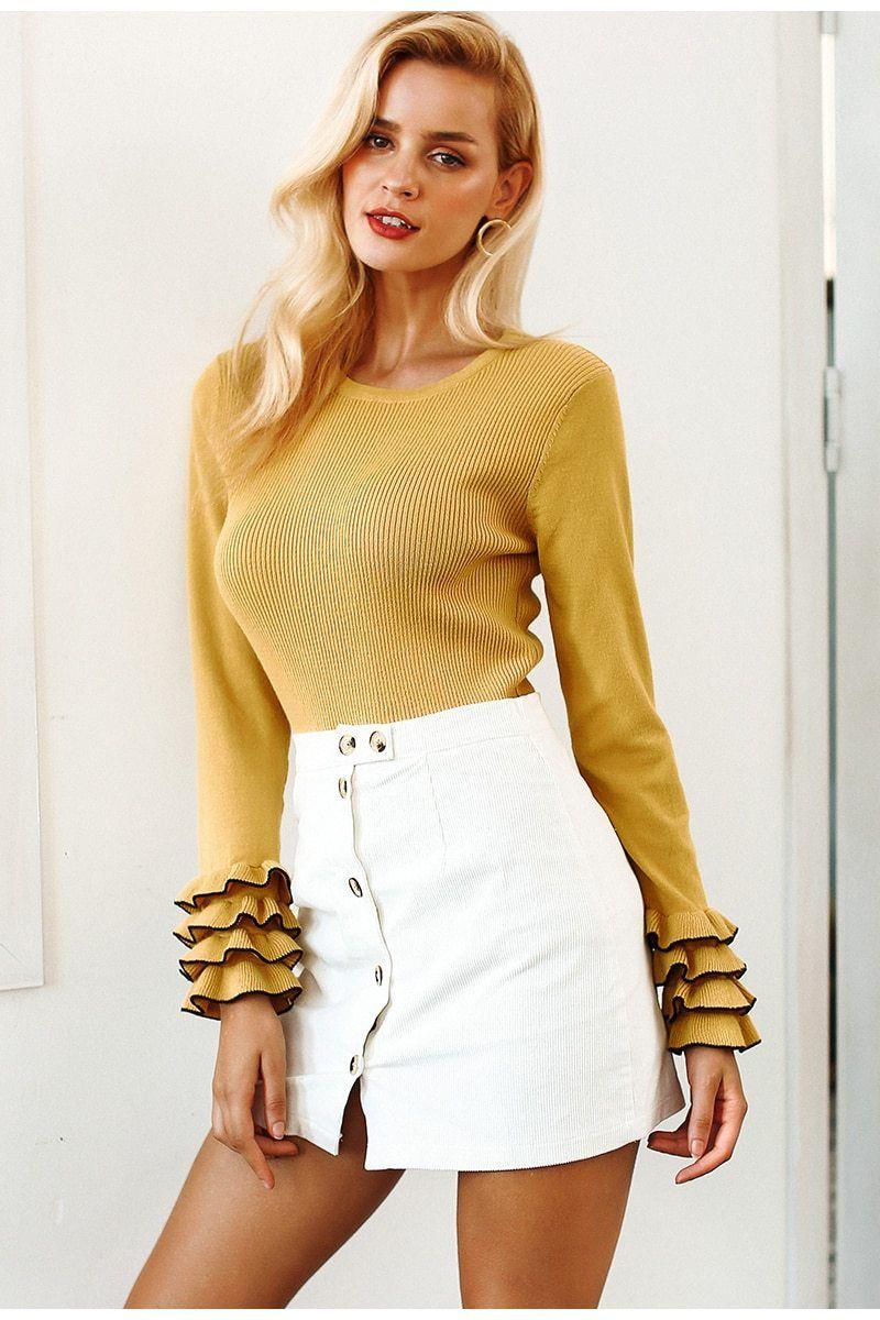 aebe2d52f0 Andera Mini Skirt | Products | Mini skirts, High waisted skirt, Skirts