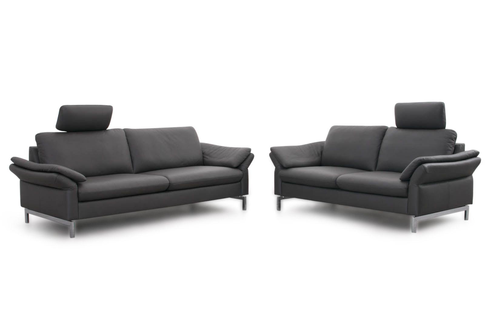Willi Schillig 29893 ROUND UP Sofa oder Sofagarnitur in Leder Z73 ...