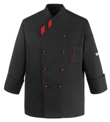 BLACK ANTOINE EGOCHEF  Mod. 104034  65% Polyester 35% Cotton