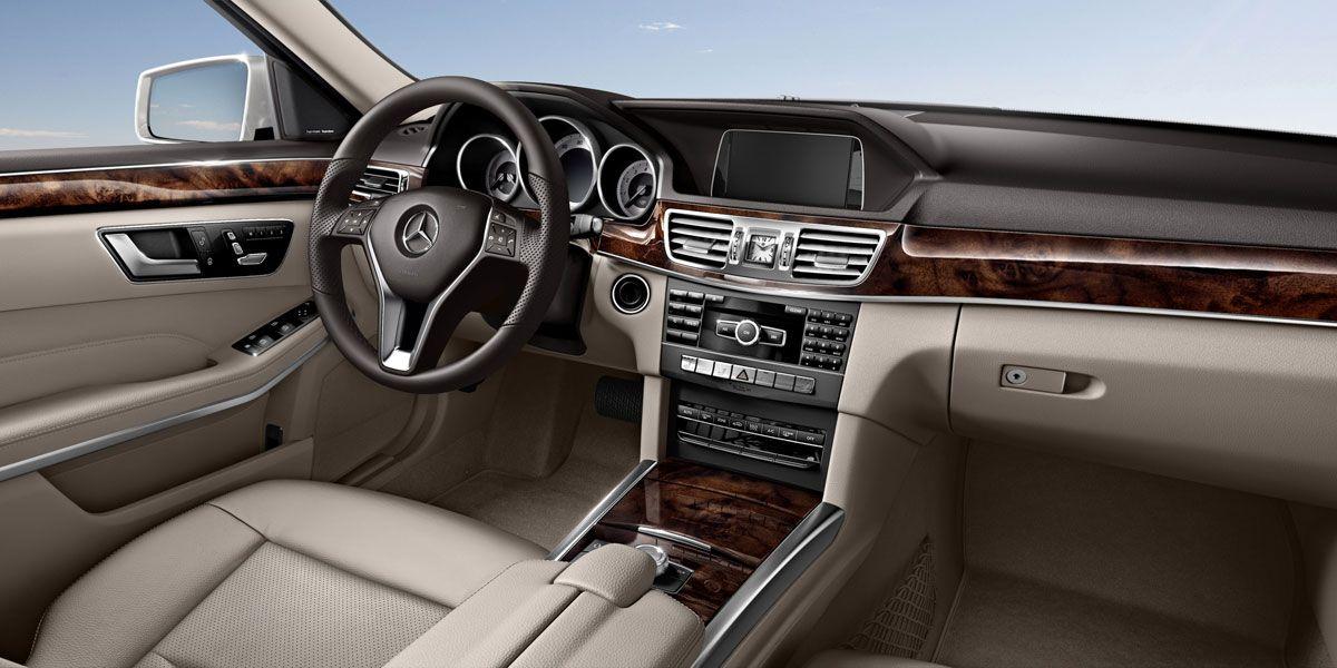 Mercedes Benz E350 Interior Benz E Class Mercedes Benz E350