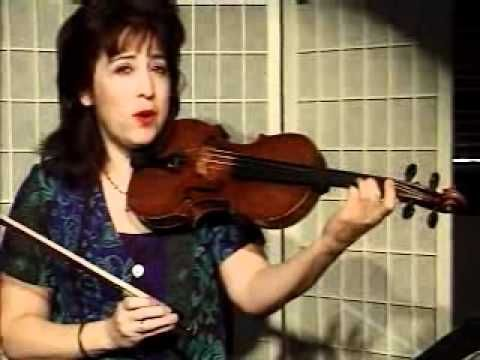 Violin Lesson - How To Play Country Style Fiddle Using