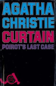 Curtain Novel Wikipedia The Free Encyclopedia Agatha Christie Agatha Christie Books Novels