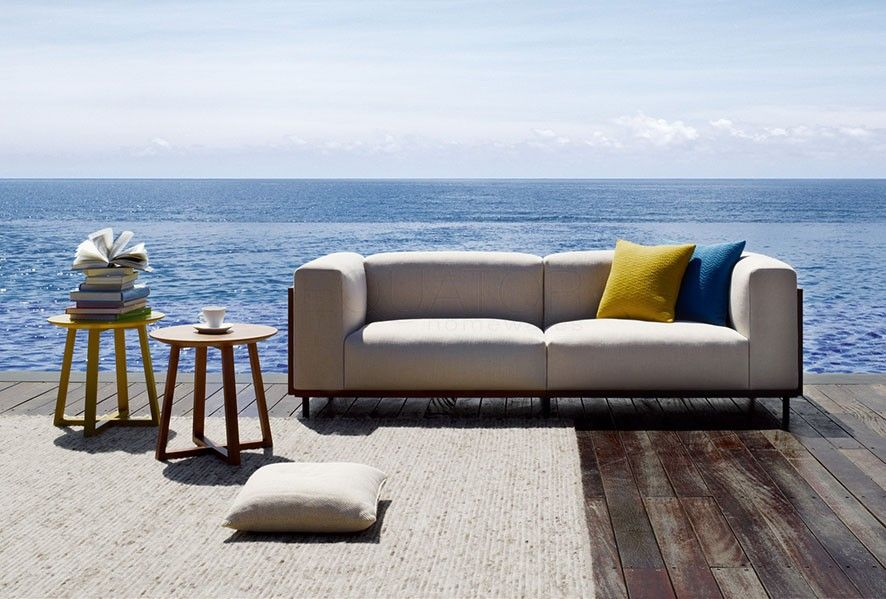 Zuma 2 Seater Sofa Waterproof stain resistant fabric