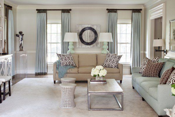 17 Trendy Curtains For The Living Room That Will Attract Your Attention Window Treatments Living Room Transitional Living Room Design Elegant Living Room