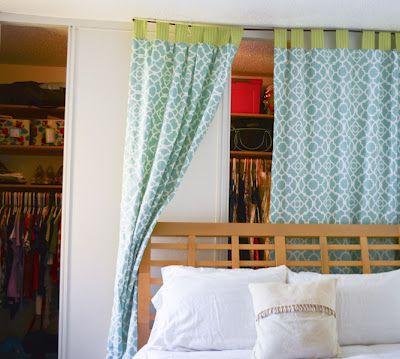Closet Curtains Part 94