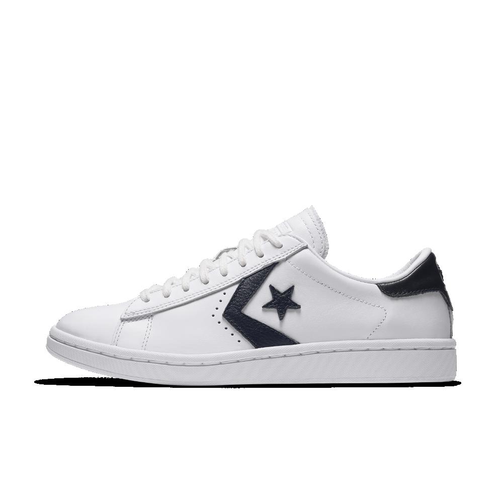 8d755e75a279 Converse Pro Leather LP Leather Low Top Women s Shoe Size 10.5 (White)