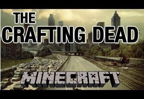 minecraft crafting dead mod download