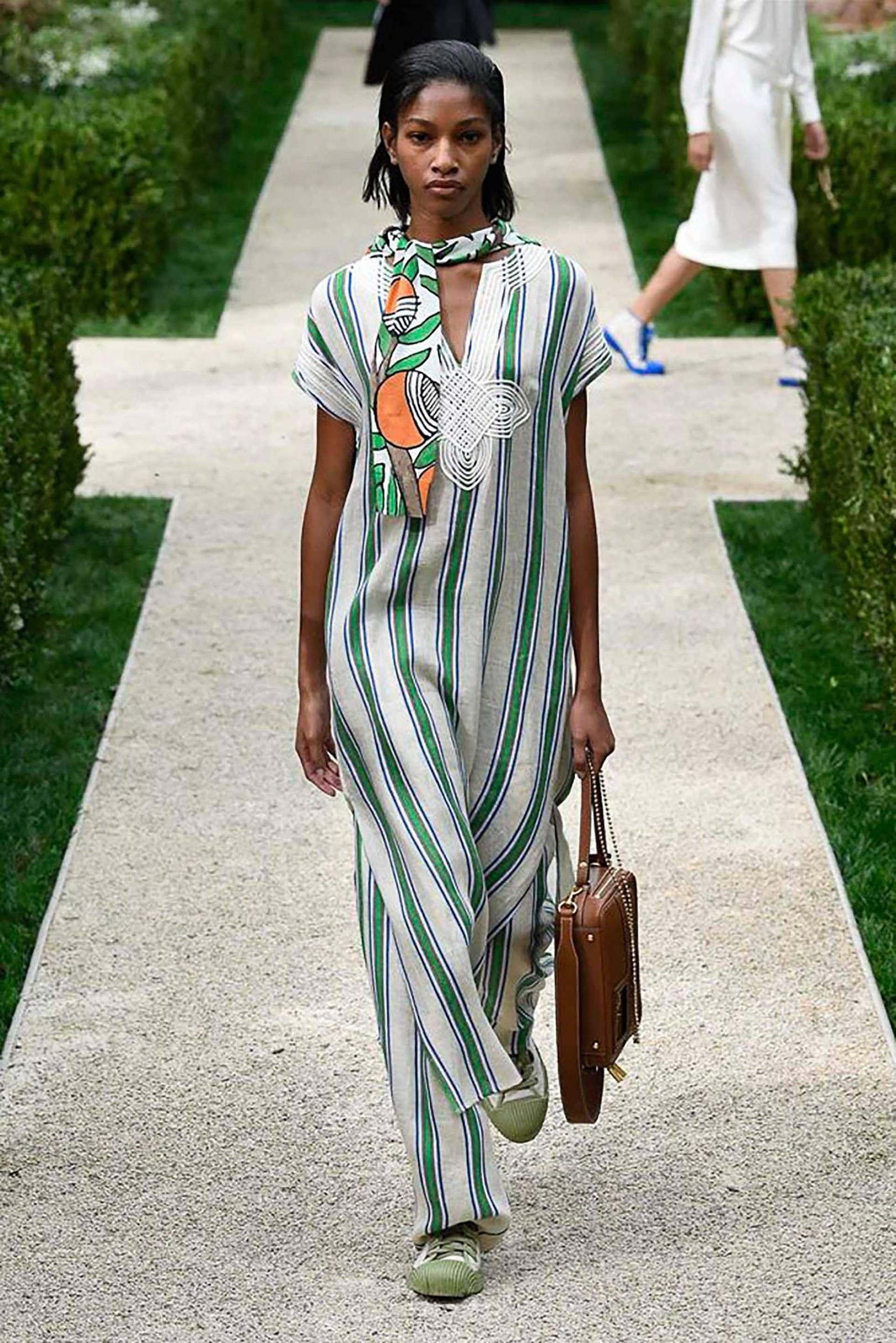 403b7bfbf0fd Tory Burch Spring/Summer 2019 Ready-To-Wear Collection
