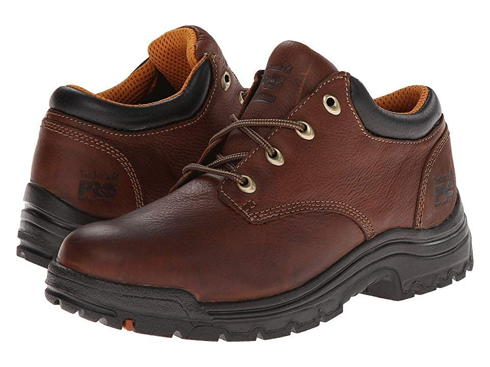 2186b0e21a7 Timberland PRO TiTAN(r) Oxford Soft Toe Men's Industrial Shoes ...