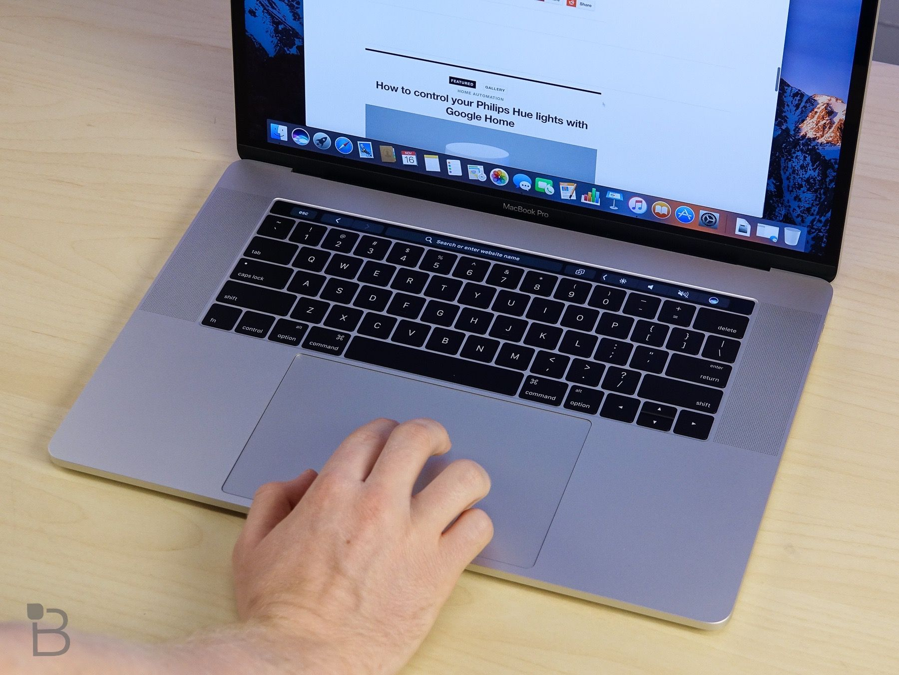When Apple Launched Its Ultimate Round Of Macbook Professionals The Standout Feature Was The Touch Bar Macbook Pro Touch Bar Macbook Pro Battery Macbook Pro
