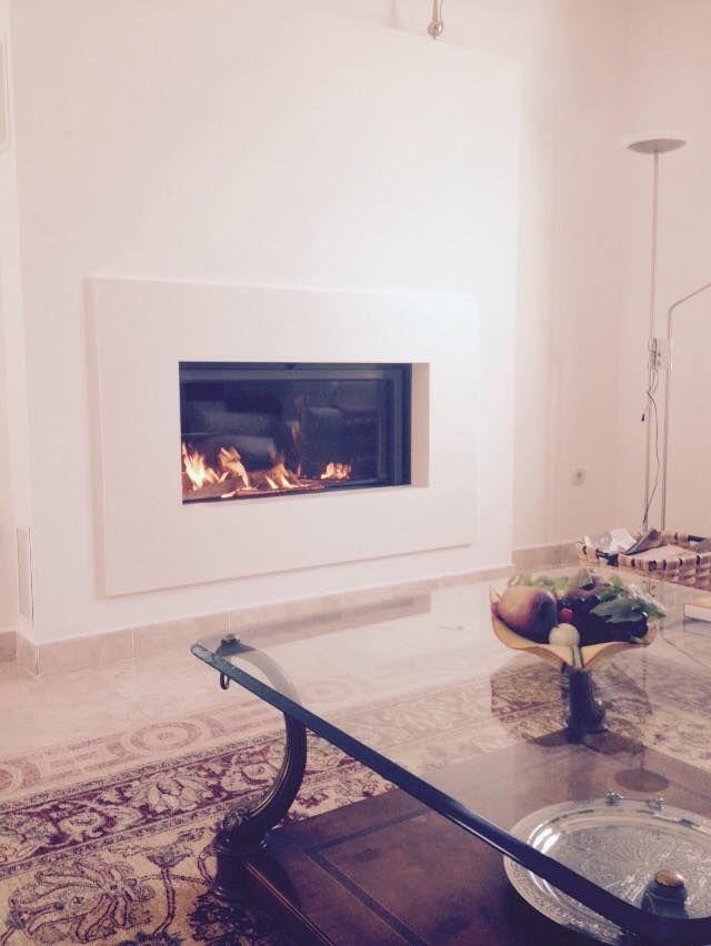 stuv 21/105 marco ancho blanco | CHIMENEAS DE DISEÑO by BAZA MAZANO ...