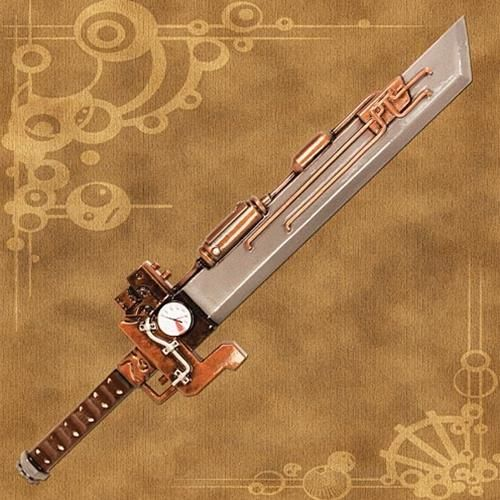 Archangel Piston-Powered Cleaver - Latex