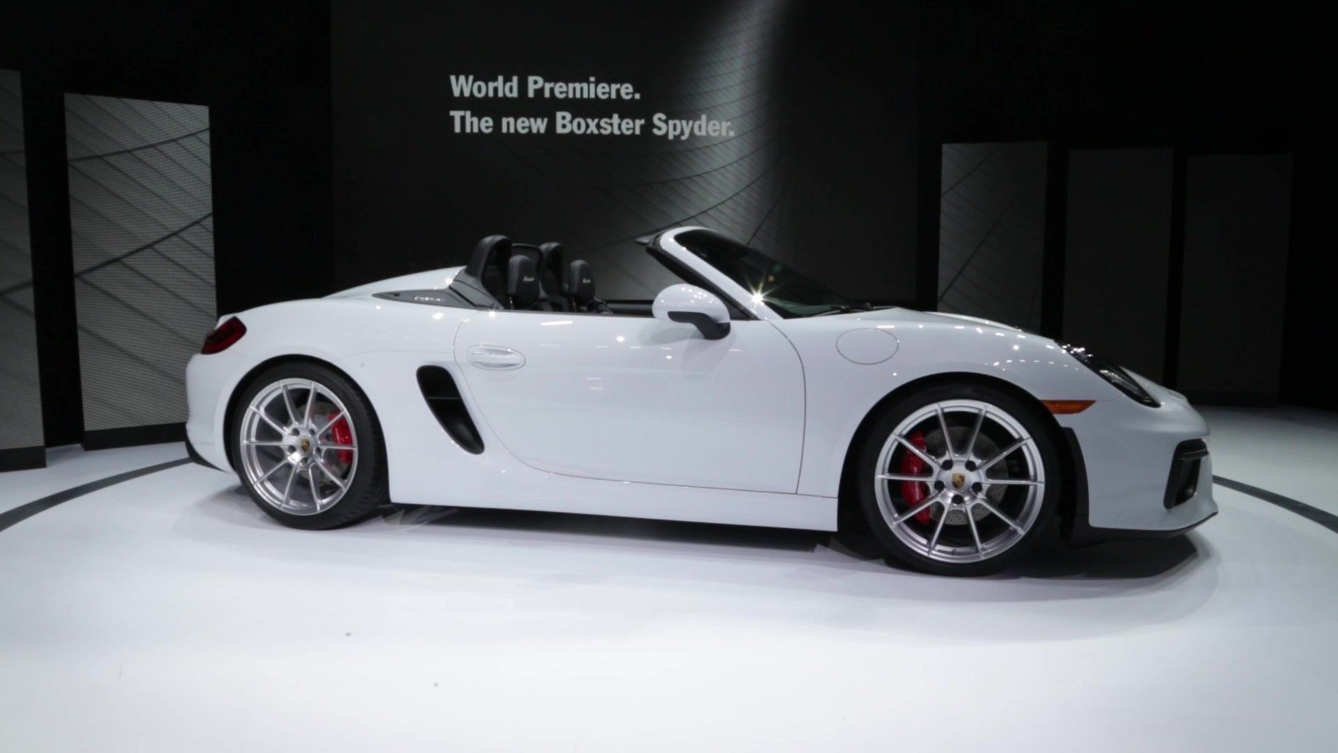 2021 Porsche Boxster Spyder Price And Release Date Porsche Boxster Spyder Boxster Spyder Porsche Boxster