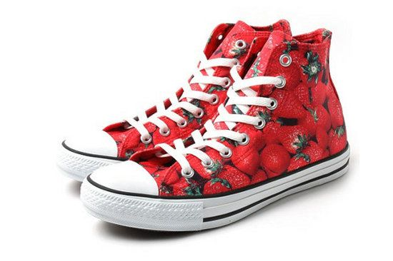 """Converse Chuck Taylor """"Fruits???Pack Pineapple 