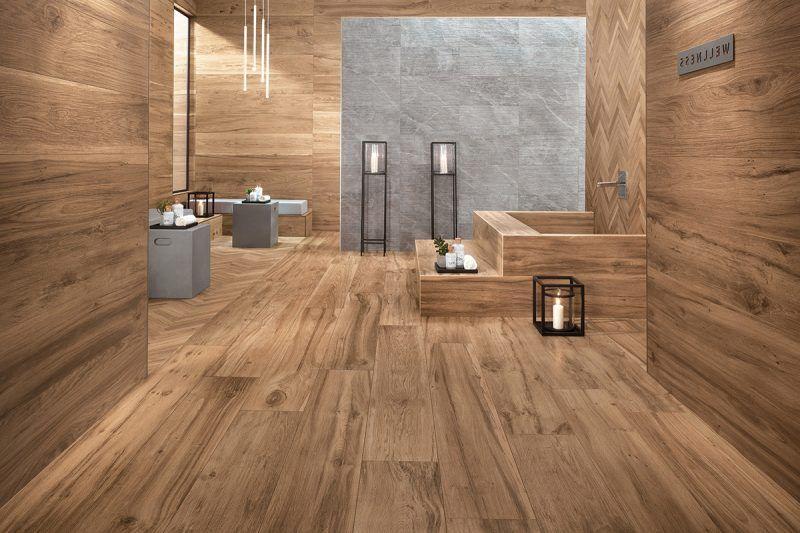 21 Inspirationen Für Holz Wandverkleidung Für Jeden Raum | Fur And ... Bad Design Holz