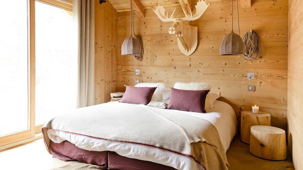 Emejing Chambre A Coucher Style Montagne Ideas - lionsofjudah.us ...