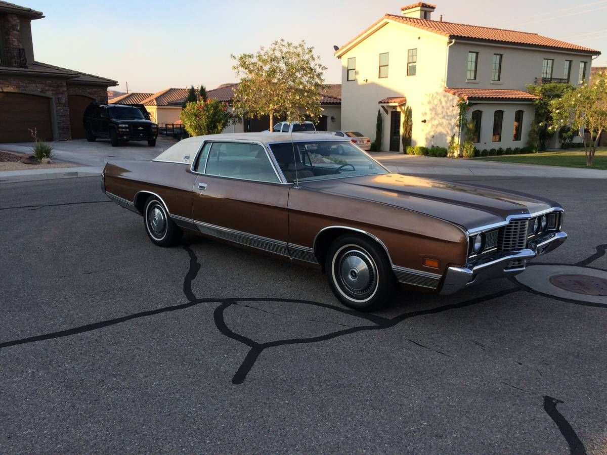 1972 Ford LTD / Original excellent Cond | F-O-R-D | Pinterest | Ford