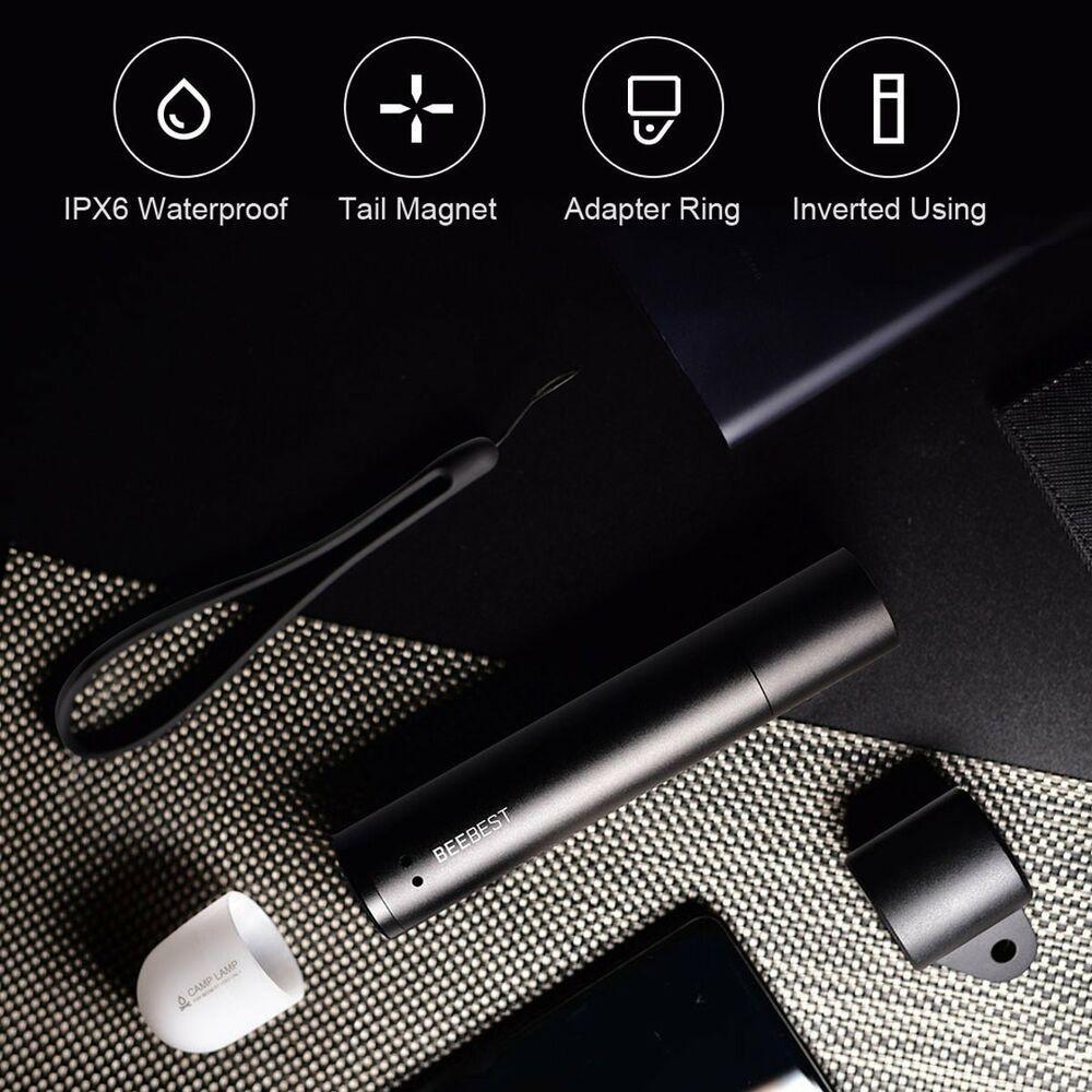 Nylon Sheath Flashlight Light M2A03H Maglite Mini Mag 2x AA Battery