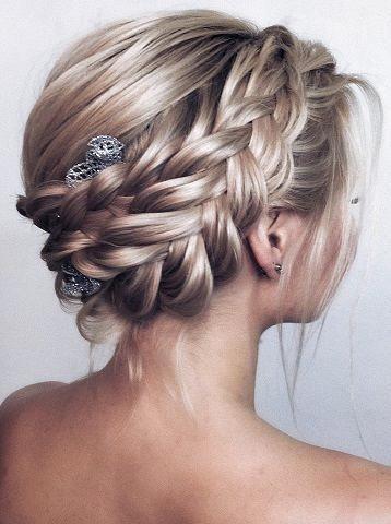Die Besten Ideen Fur Geflochtene Frisuren Die Sie Inspirieren Geflochtene Frisuren Frisur Ideen Zopf Kurze Haare