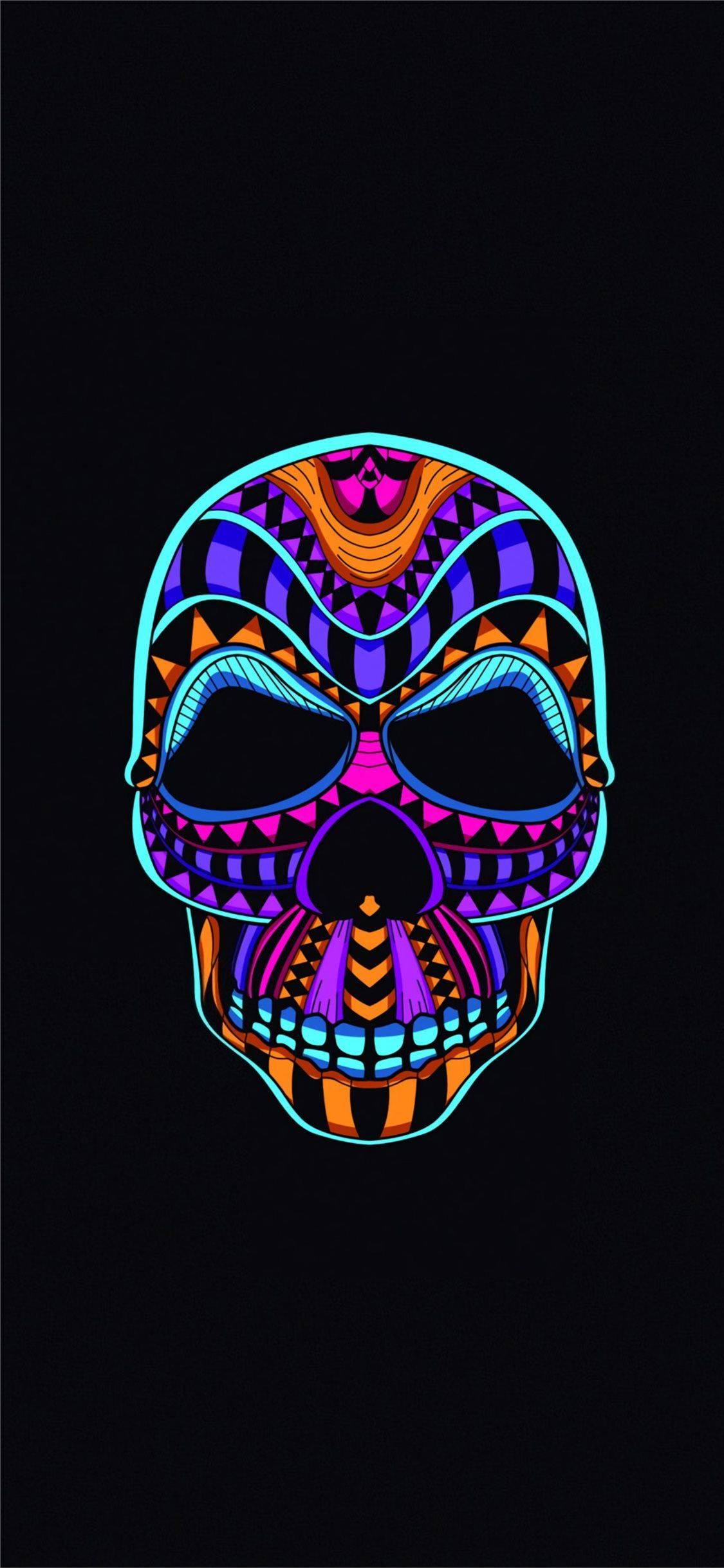Free Download The Skull Dark Minimal 4k Wallpaper Beaty Your Iphone Skull Dark Oled 4k Mi In 2020 Skull Wallpaper Android Phone Wallpaper Black Phone Wallpaper