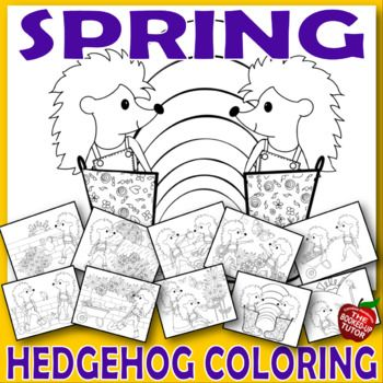 Keep your students busy with these TEN adorable, spring ...