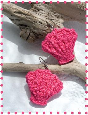 Haakpatroon 3 Verschillende Schelpen Haken Crochet Pinterest