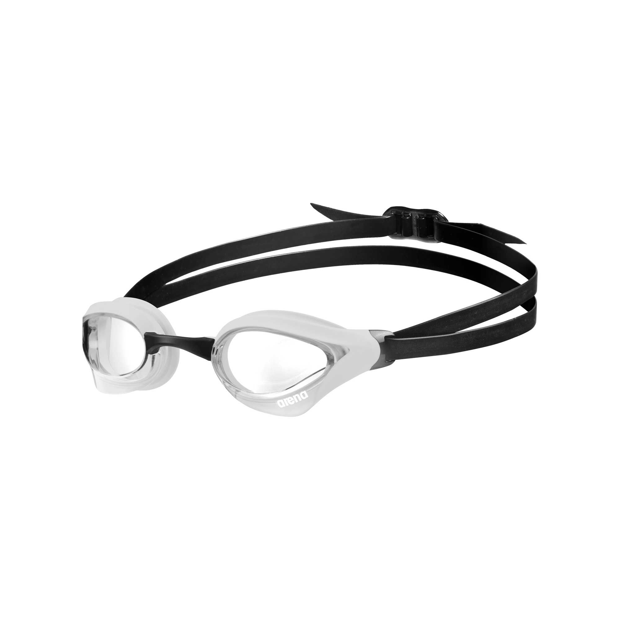 1801f2fb17 Cobra Core Goggle_Clear-White-Black | arena Goggles | In ear ...