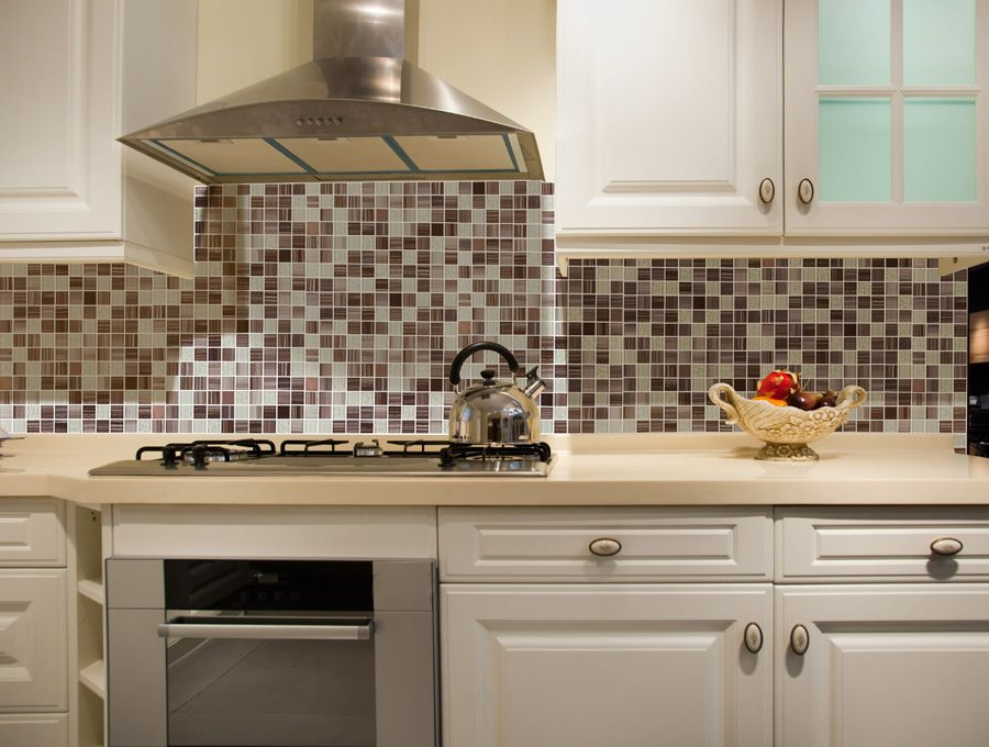 diy back splash kit peel stick tile no mortar no mess