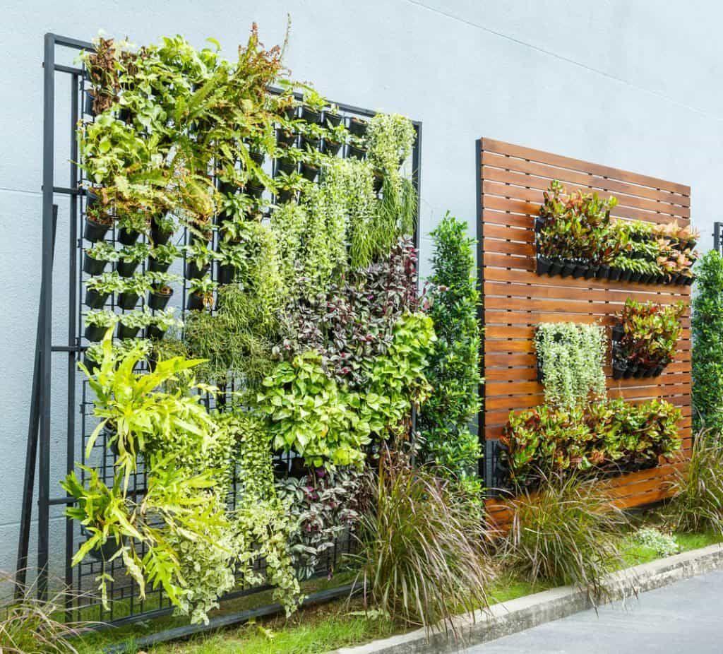 9 Vegetable Gardens Using Vertical Gardening Ideas: Wonderful Vertical Vegetable Garden