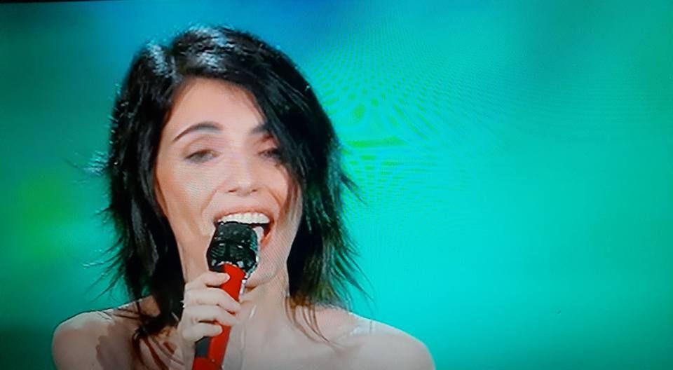 Giorgia al Festival di Sanremo 2017: esibizione da brividi e confessioni